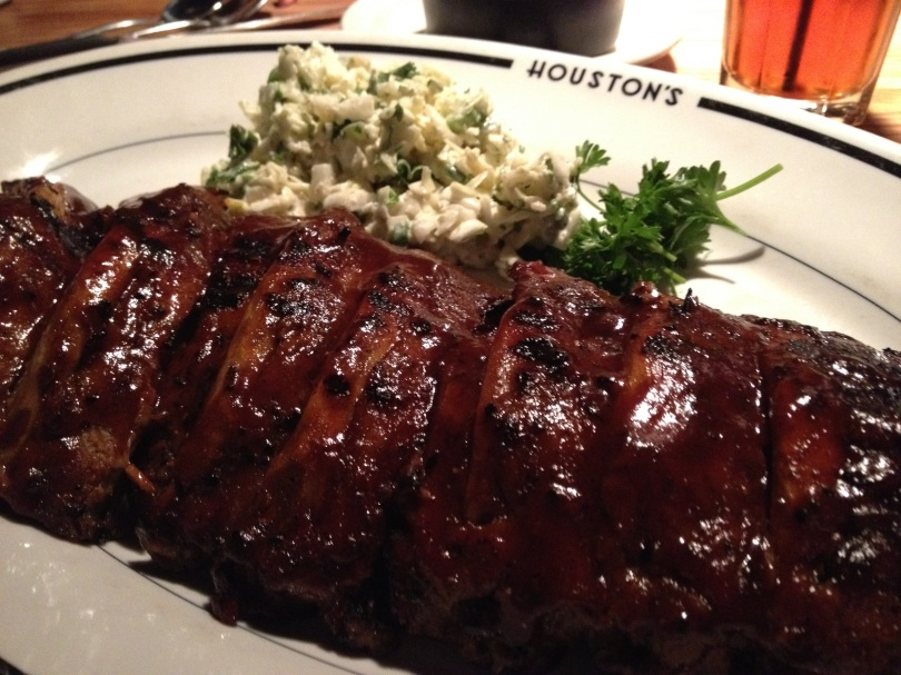 houstons ribs