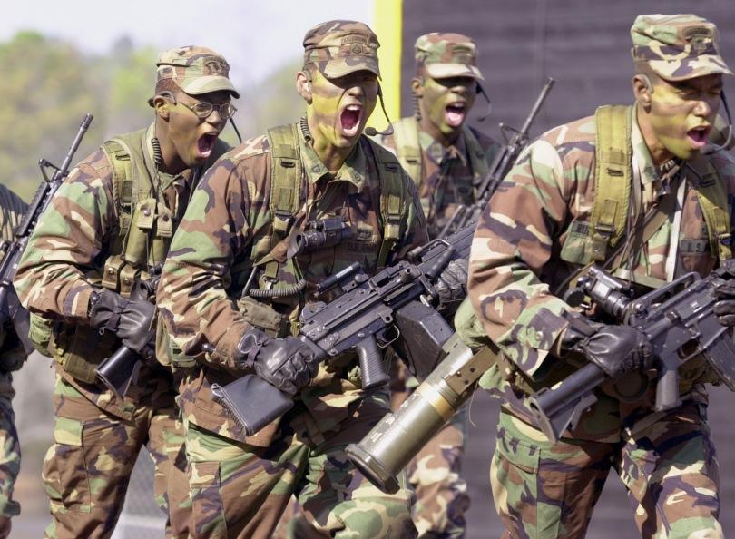 A U.S. Army Rangers